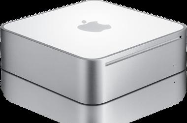 mac mini intel core duo linux